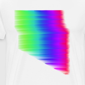 Color Slant - Men's Premium T-Shirt