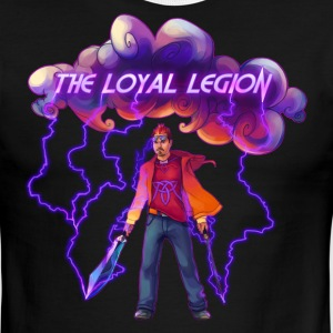 The Loyal Legion Ringer Shirt - Men's Ringer T-Shirt
