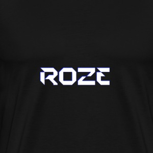 Roze Clan Exclusive Black - Men's Premium T-Shirt