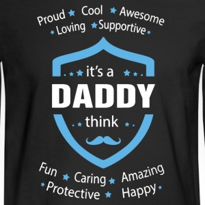 Daddy Shirt - Men's Long Sleeve T-Shirt