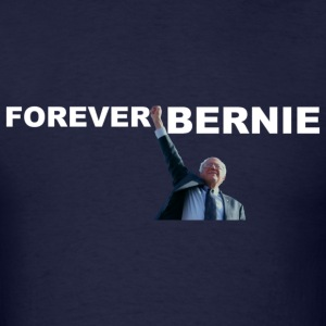 Forever Bernie Sanders t-shirt thank you Bernie 1 - Men's T-Shirt