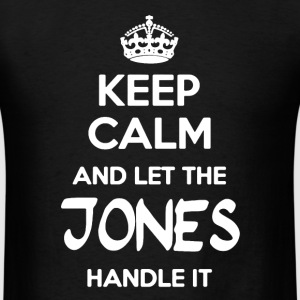 JONES Shirt - Men's T-Shirt