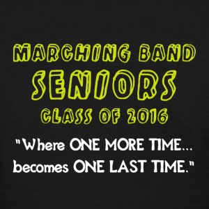 Marching Band Seniors - Women's T-Shirt