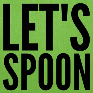 Let's Spoon Bags & backpacks - Tote Bag