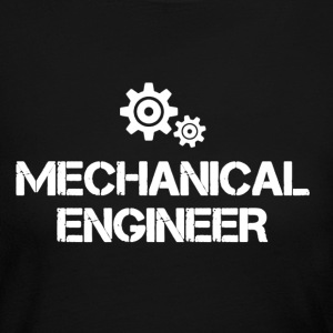 Mechanical Engineer Shirt - Women's Long Sleeve Jersey T-Shirt