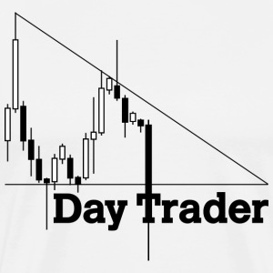 Day Trader - Men's Premium T-Shirt