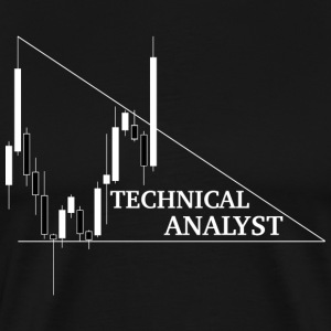 Forex Trader - Technical Analyst - Men's Premium T-Shirt