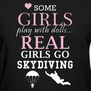 Skydiving Shirt - Women's T-Shirt