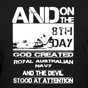 Royal Australian Navy - Women's T-Shirt