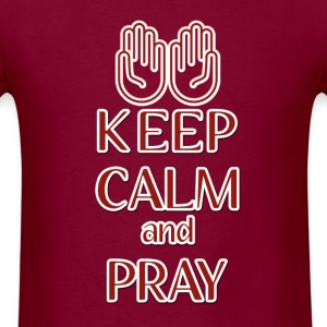 Pray for the people... - Men's T-Shirt