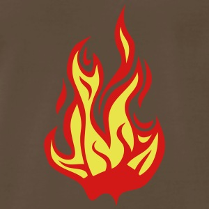 flame fire 14 T-Shirts - Men's Premium T-Shirt