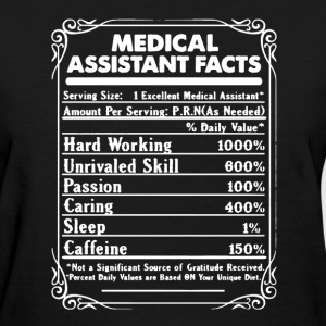 Medical Assistant Shirt - Women's T-Shirt