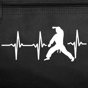 MY HEART BEAT FOR MARTIAL ARTS! Sportswear - Duffel Bag