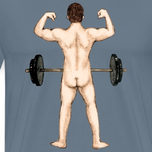 Lift like A Boss T-Shirts - Men's Premium T-Shirt