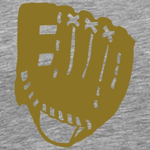 1303 baseball glove T-Shirts - Men's Premium T-Shirt