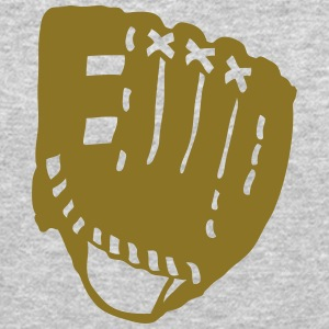 1303 baseball glove Long Sleeve Shirts - Crewneck Sweatshirt