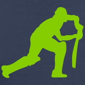silhouette cricket player 13033 Kids' Shirts - Kids' Premium T-Shirt