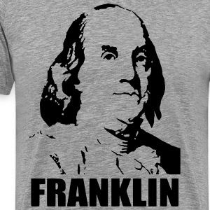 Benjamin Franklin - Men's Premium T-Shirt