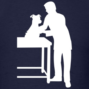 Veterinarian T-Shirts - Men's T-Shirt