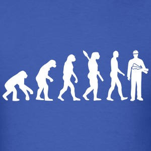 Evolution construction manager T-Shirts - Men's T-Shirt