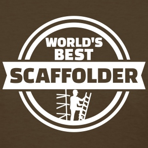 World's best scaffolder Women's T-Shirts - Women's T-Shirt