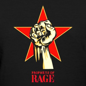 prophets of rage fsociety Women's T-Shirts - Women's T-Shirt