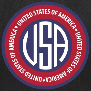 USA emblem Bags & backpacks - Tote Bag