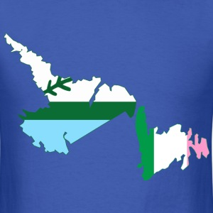 Republic of Newfoundland - Men's T-Shirt