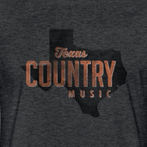 Vintage Texas Country Music T-shirt  - Fitted Cotton/Poly T-Shirt by Next Level