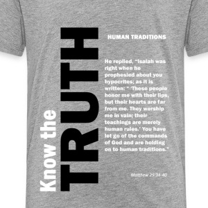 Human traditions Kids' Shirts - Kids' Premium T-Shirt