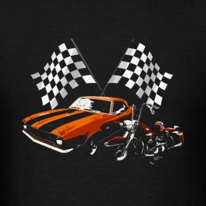 Only V8 Vtwin - Men's T-Shirt