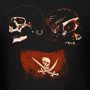 Only Pirates - Men's T-Shirt