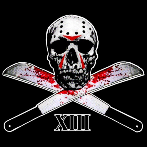 Hockey Mask Skull