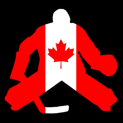 Canadian Flag Goalie