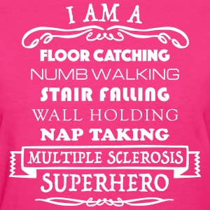 I Am A Superhero - Women's T-Shirt - Women's T-Shirt