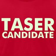 Design ~ TASER CANDIDATE men's AA T