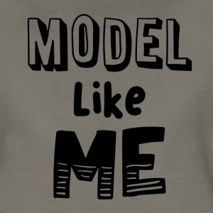 Model Like Me Ladies Tshirt - Women's Premium T-Shirt