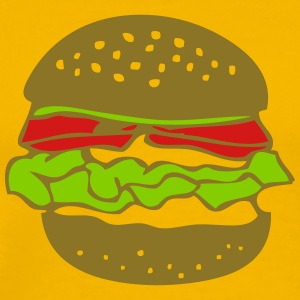 burger 1302 T-Shirts - Men's Premium T-Shirt