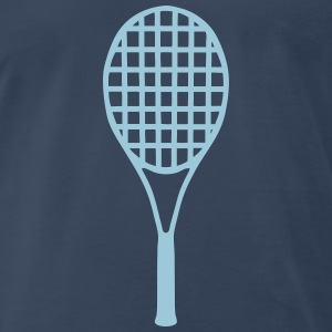 racket tennis T-Shirts - Men's Premium T-Shirt
