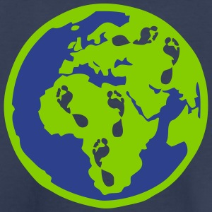 first steps on planet Kids' Shirts - Kids' Premium T-Shirt