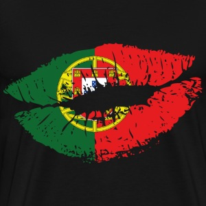Mouth Portugal T-Shirts - Men's Premium T-Shirt