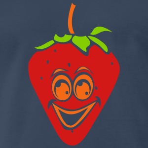 strawberry character T-Shirts - Men's Premium T-Shirt