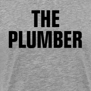 The Plumber Expert Mario T-Shirts - Men's Premium T-Shirt