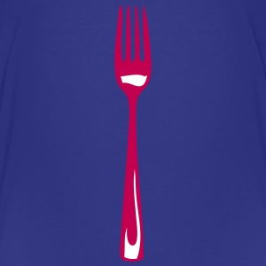 fork kitchen Kids' Shirts - Kids' Premium T-Shirt