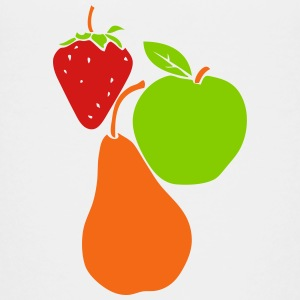 pear strawberry apple Kids' Shirts - Kids' Premium T-Shirt