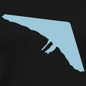 hang glider 10 T-Shirts - Men's Premium T-Shirt