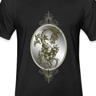 Design ~ Steel Dragon Shirt