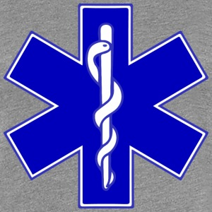 Star of Life Women's T-Shirts - Women's Premium T-Shirt