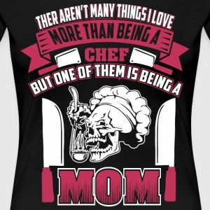 Limited Edition Chef Mom T-shirt - Women's Premium T-Shirt