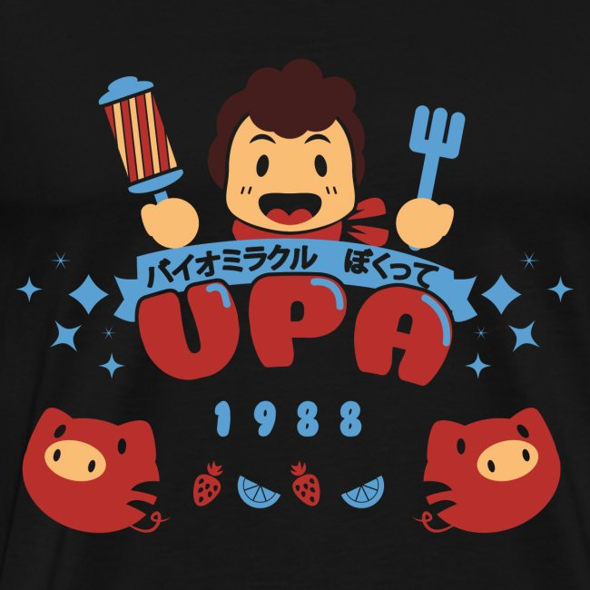 Upa! - Male Shirt